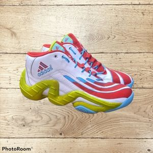2012 adidas Real Deal White – Blue – Red – Yellow